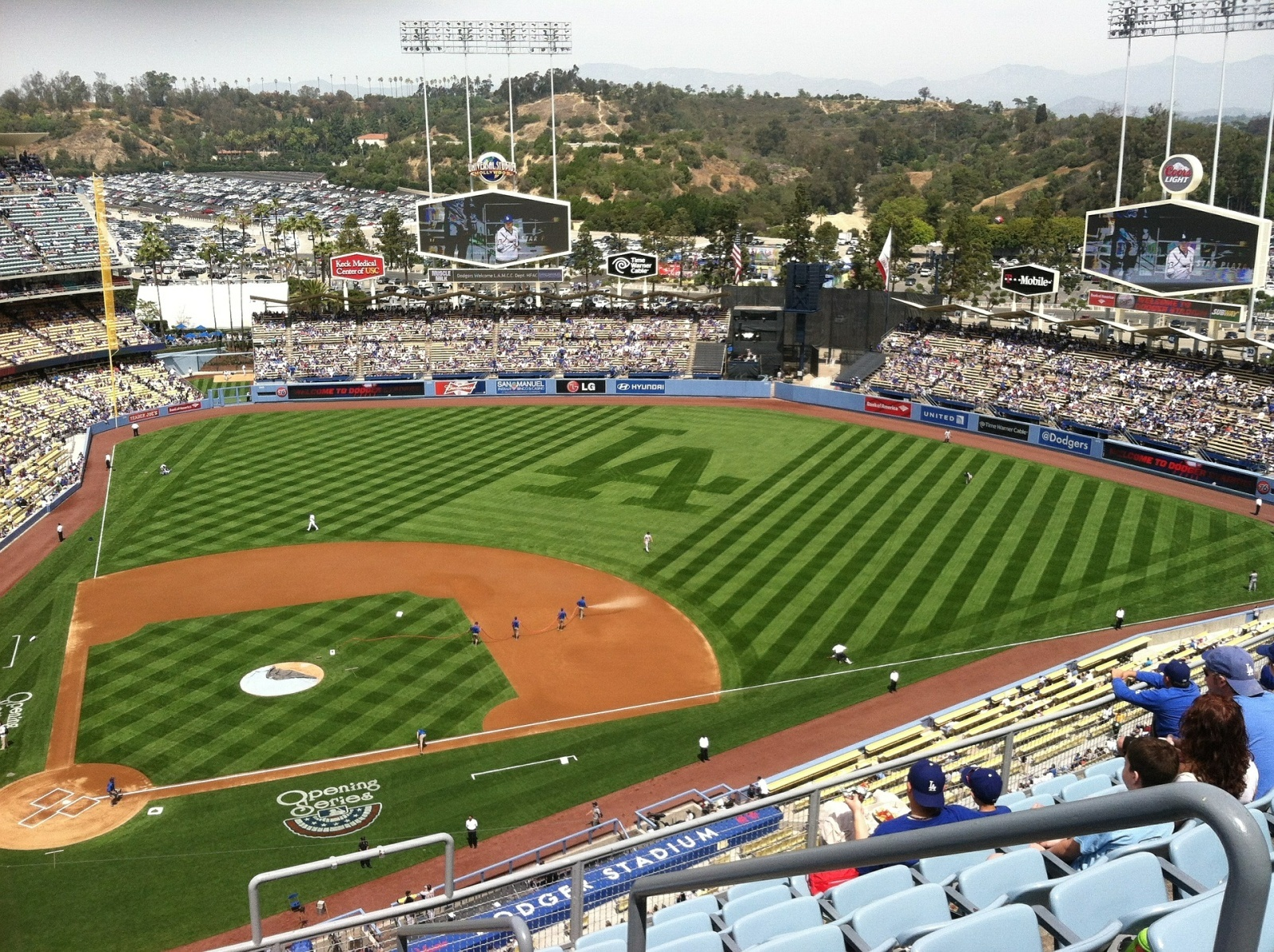 Dodgers-LA