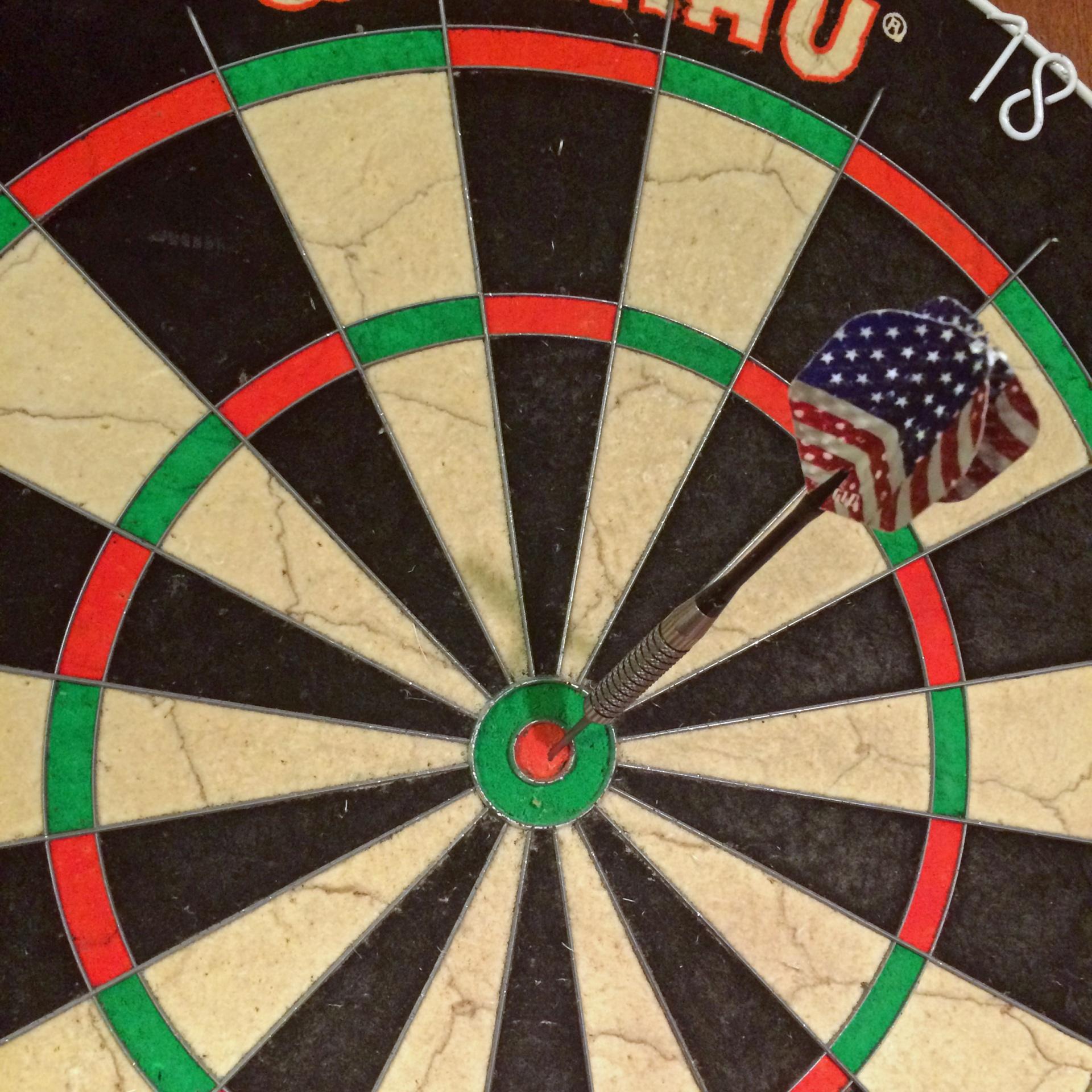 new-dart-board
